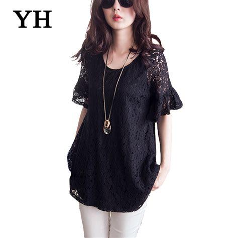 plus size lace blouse blusas de renda summer style 2016 lace blouse vintage