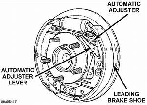 My Left Rear Wheel On My 98 Dodge Caravan Is Locked  The