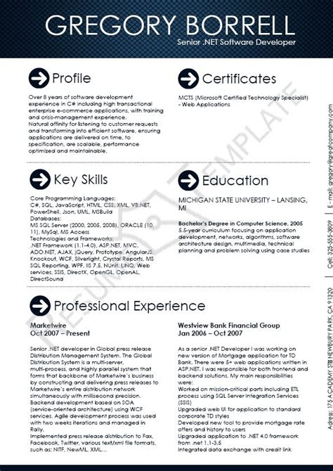 pin by software engineer resume template on software