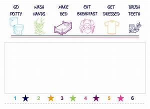 9 Best Weekly Chore Printable Reward Chart Printablee Com