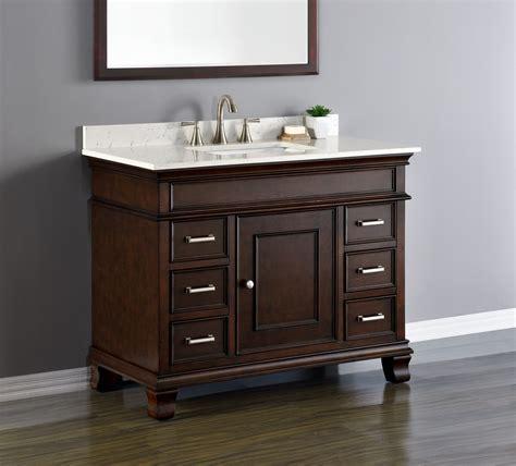 camden  single sink vanity mission hills furniture