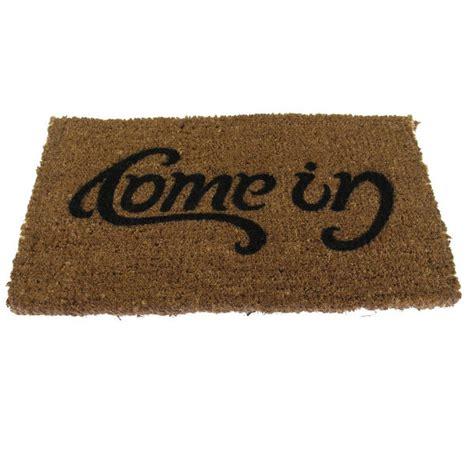 Ambigram Doormat by Ambigram Doormat Come In Go Away Iwoot