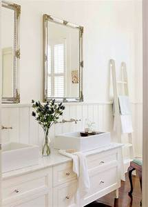 30 inspirations of french style bathroom mirrors With french style bathroom mirror