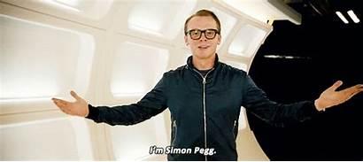 Omg Yelchin Anton Dog Tho Pegg Simon