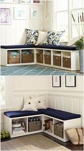 Sitzbank Esszimmer Ikea : jeder kennt 39 kallax 39 regale von ikea hier sind 13 gro artige diy ideen mit kallax regalen ~ Sanjose-hotels-ca.com Haus und Dekorationen