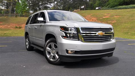 2016 Chevy Tahoe And Gmc Yukon Review And Road Test 2017