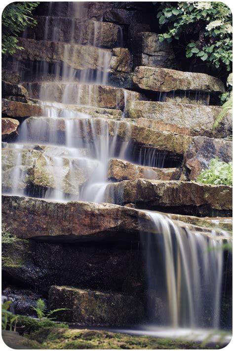 Braunschweig Botanischer Garten Braunschweig by Wasserfall Botanischer Garten Braunschweig Foto Bild