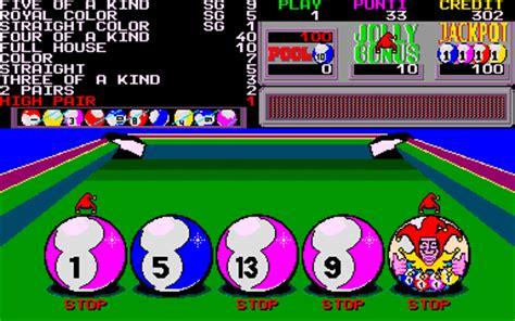 Giochi Per Pc Videopoker Anni 80 E 90 Informazioni