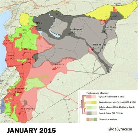 syria map gif january  december  syriancivilwar