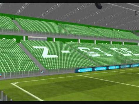 uitbreiding van het euroborg stadion thuishaven van fc