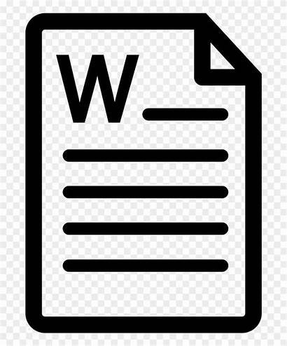 Word Clipart Clipground Microsoft Document