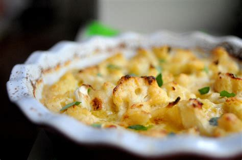 cauliflower cheese leanne brown