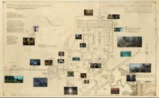 Hogwarts Castle Blueprints