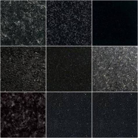 ideas for interior decoration of home absolute black granite tile considerations in black