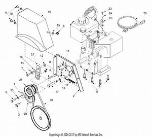 Mtd 31ae993i401  2002  Parts Diagram For Engine  U0026 V