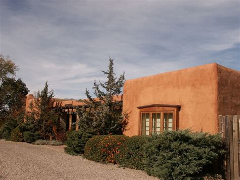 Adobe Art Castle House Natural Building New Mexico