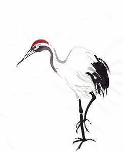 On the trail of the Red-crowned Crane | followmybrushmarks