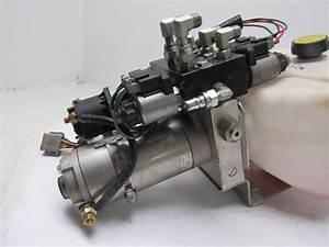 Lippert Lci 12v Hydraulic 4 Valve Pump Assembly