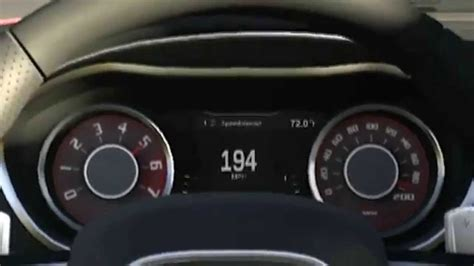 Dodge Challenger Hellcat Top Speed!