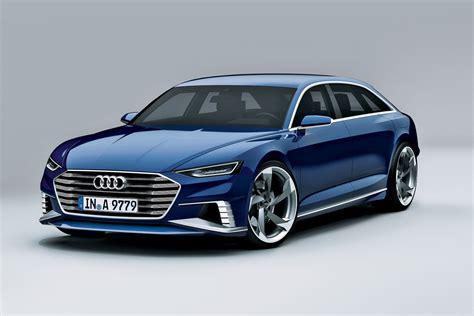 Audi Prologue Avant audi prologue avant to debut at geneva motor show 2015