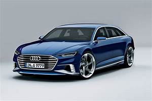Audi A : audi prologue avant to debut at geneva motor show 2015 gtspirit ~ Gottalentnigeria.com Avis de Voitures