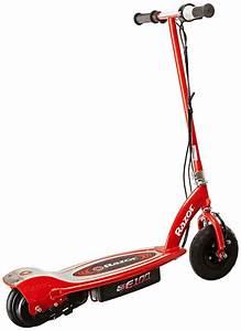 Razor E100 Electric Scooter  Red