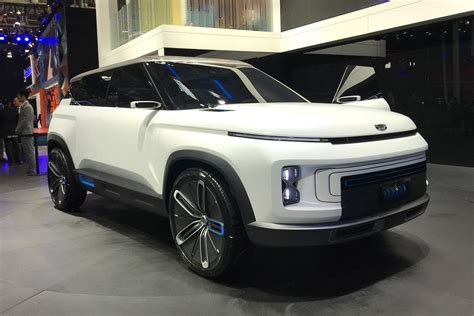 geely concept icon unveiled  beijing motor show