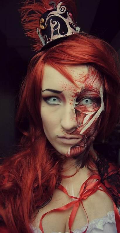 Halloween Makeup Mtv Face Mind Transformations Costumes