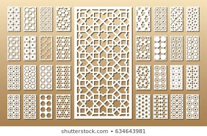 laser cutting images stock  vectors shutterstock
