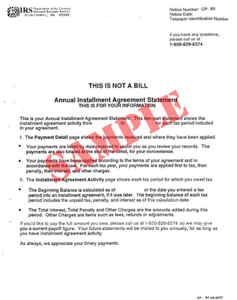 irs payment installment agreement form 10 best images of irs installment agreement irs form