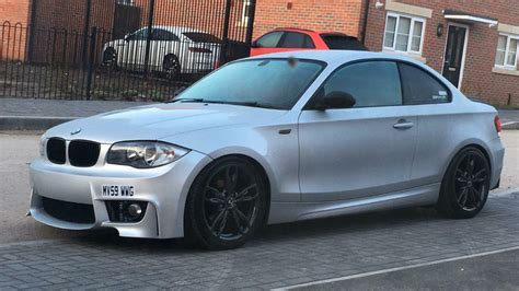 Modified Bmw Coupe by Bmw 120d Msport Coupe Modified In Hazel Grove