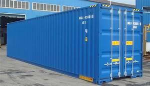 40 Fuß Container In Meter : bcs containersystem seecontainer die preisg nstige lagerm glichkeit ~ Whattoseeinmadrid.com Haus und Dekorationen