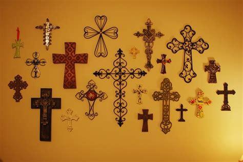 ideas  cross wall collage  pinterest