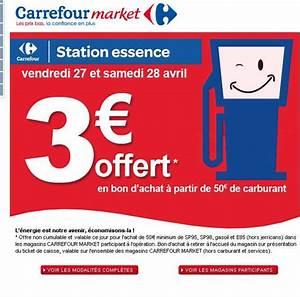 Carte Carburant Carrefour : bon plan carburant 27 et 28 avril 2012 carte cadeau de 3 euros pour 50 euros d 39 achats de ~ Medecine-chirurgie-esthetiques.com Avis de Voitures