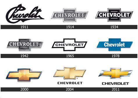 Chevrolet History all car logo history evolution