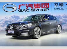 GAC Trumpchi GA8 Concept Stirs Up Shanghai Carscoops