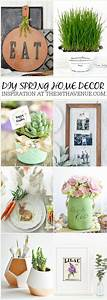 DIY Spring Decor - The 36th AVENUE