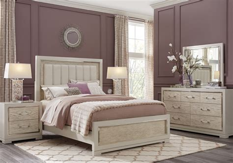Size For Bedroom by Home Bel Air Ivory 5 Pc Panel Bedroom