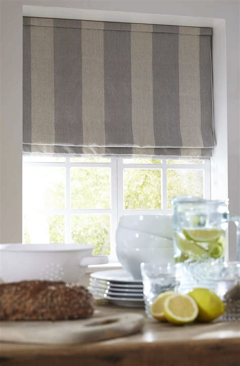 country kitchen blinds 15 best ideas blue and white striped blinds 6136