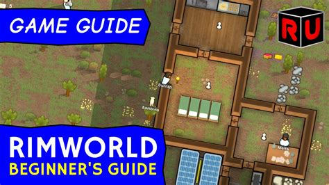How To Get Started In Rimworld Alpha 14