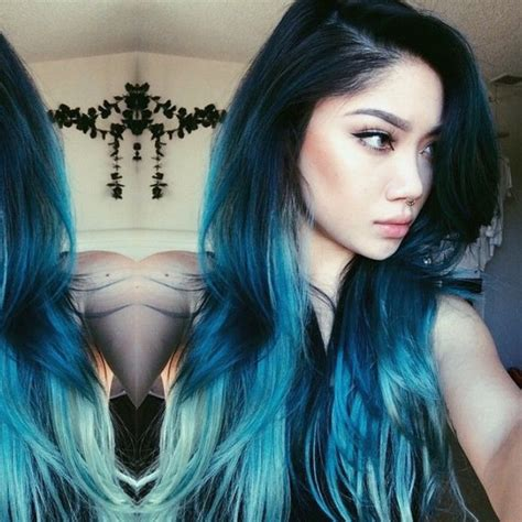 Blue Hair Image 3190800 By Marky On