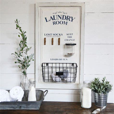 Diy Laundry Room Decor - 25 best ideas about laundry room decorations on