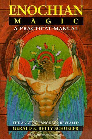 enochian magic  practical manual  angelic language