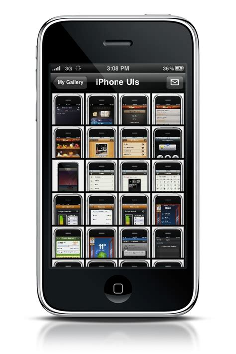 iphone gallery mobileme gallery app for iphone see you next time apple