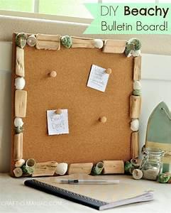 Diy, Beachy, Bulletin, Board