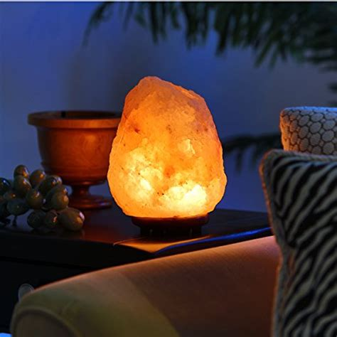 Himalayan Salt Lamp India by Natural Himalayan Hand Carved Salt Lamp With Indian