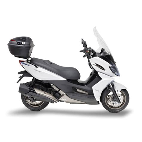 Modification Kymco K Xct 200i by Motorcycle Accessories Kappa