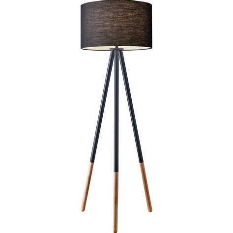 Tripod Floor L Wayfair by Adesso Louise 60 25 Quot Tripod Floor L Reviews Wayfair
