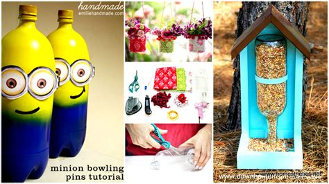 recycling ideas 23 extremely creative ways to re purpose plastic bottles beautifully tutorials included