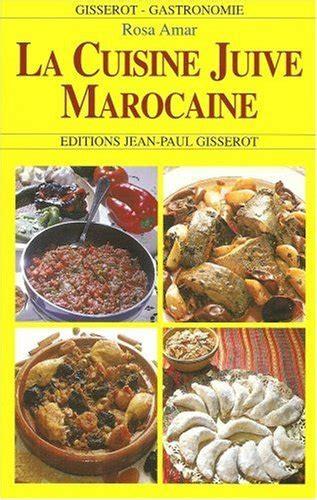recette de cuisine juive cuisine marocaine juive